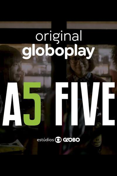 TV ratings for As Five in Philippines. Globo Play TV series