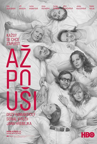 TV ratings for Až Po Uši in France. HBO Europe TV series