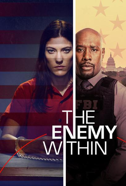 TV ratings for The Enemy Within in South Africa. NBC TV series