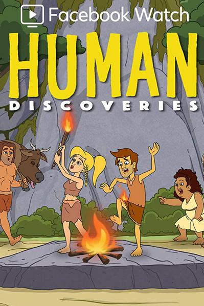 TV ratings for Human Discoveries in Canada. Facebook Watch TV series