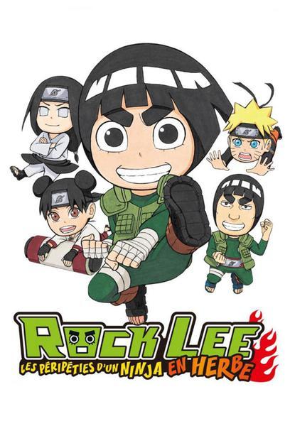 TV ratings for Rock Lee & His Ninja Pals (rock lee : les péripéties d'un ninja en herbe) in Norway. TV Tokyo TV series