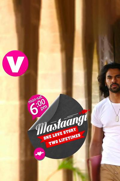 TV ratings for Mastaangi - One Love Story Two Lifetimes in Canada. Channel V India TV series