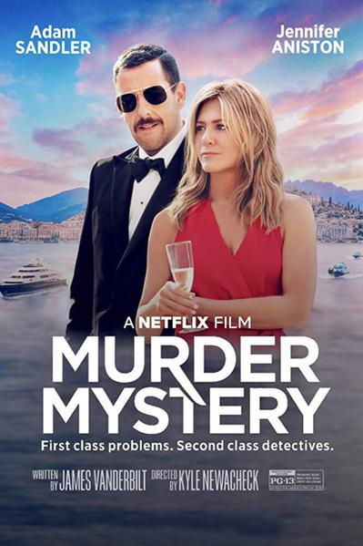 TV ratings for Murder Mystery in Spain. Netflix TV series