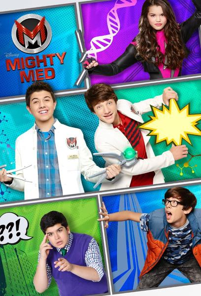 TV ratings for Mighty Med in the United States. Disney XD TV series