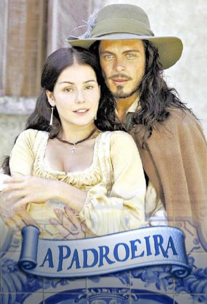 TV ratings for A Padroeira in India. Rede Globo TV series