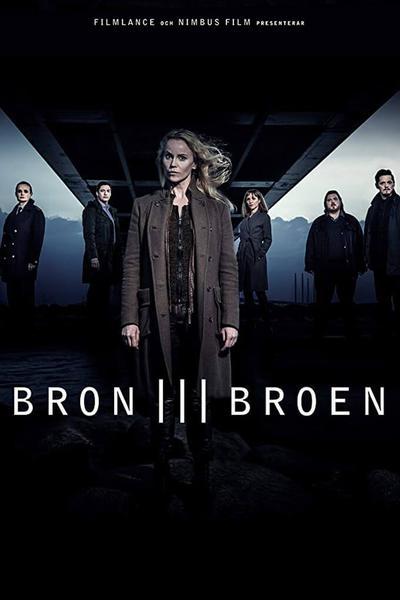 TV ratings for Bron/Broen in Denmark. SVT1 TV series