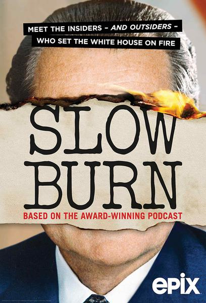 TV ratings for Slow Burn in Turkey. Epix TV series