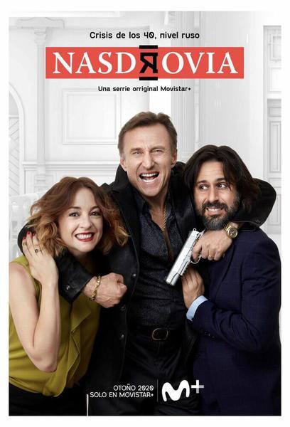 TV ratings for Nasdrovia in New Zealand. Movistar+ TV series
