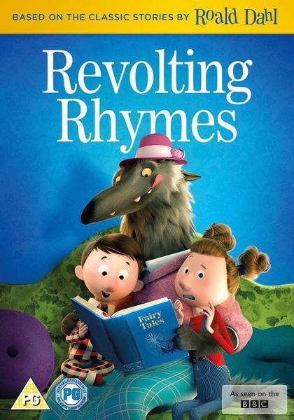 TV ratings for Revolting Rhymes in Denmark. GKIDS TV series