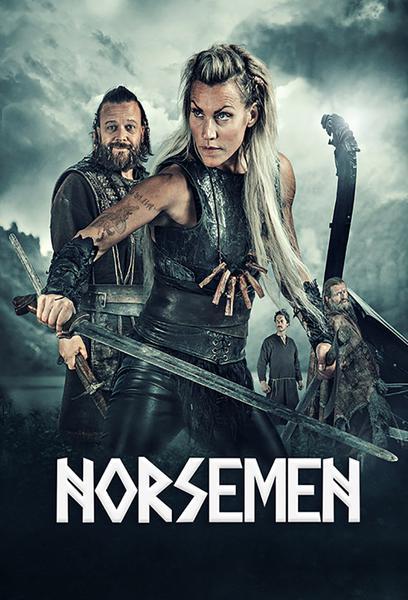 TV ratings for Norsemen in Norway. Netflix TV series