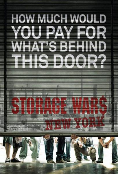 TV ratings for Storage Wars New York in Ireland. A&E TV series
