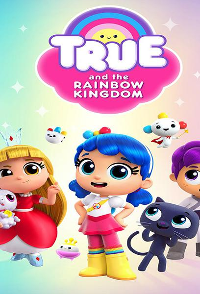 TV ratings for True And The Rainbow Kingdom in Germany. Netflix TV series