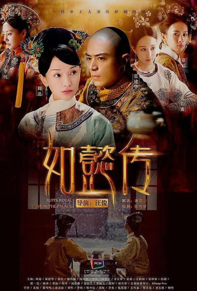 TV ratings for Ruyi's Royal Love In The Palace (如懿传) in New Zealand. Dragon TV TV series