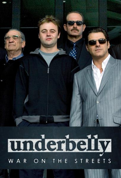 TV ratings for Underbelly in Mexico. Nine Network TV series