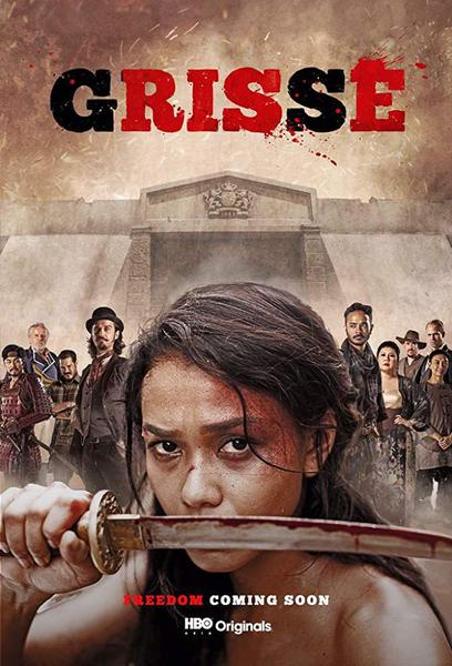 TV ratings for Grisse in the United States. HBO Asia TV series
