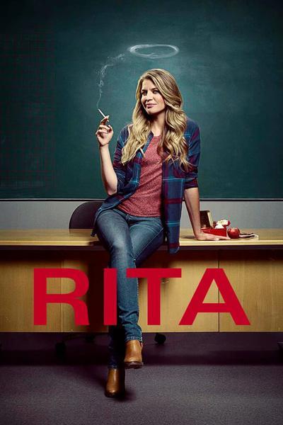 TV ratings for Rita in Denmark. Danés TV 2 TV series