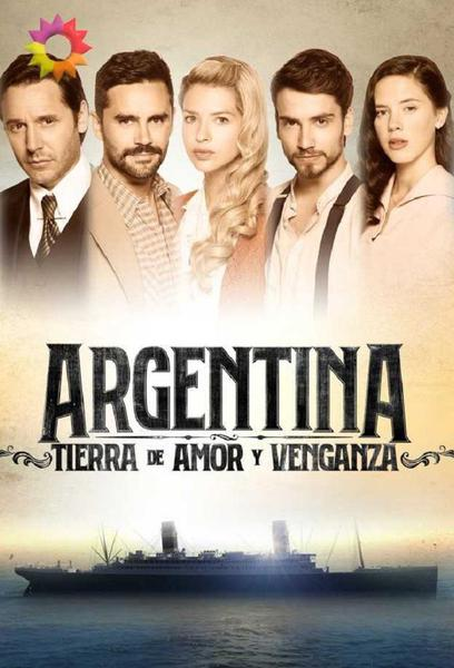 TV ratings for Argentina, Tierra De Amor Y Venganza in Italy. Canal 13 TV series