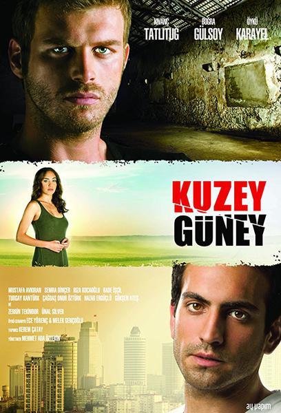 TV ratings for Kuzey Guney in Netherlands. Kanal D TV series