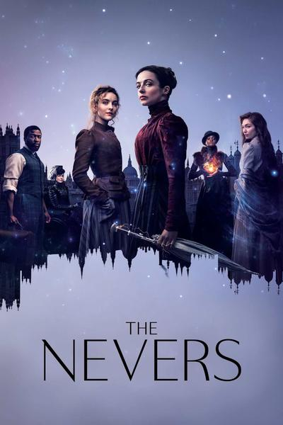 TV ratings for The Nevers in Australia. HBO TV series