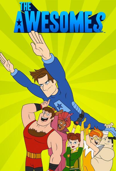 TV ratings for The Awesomes in Turkey. Hulu TV series