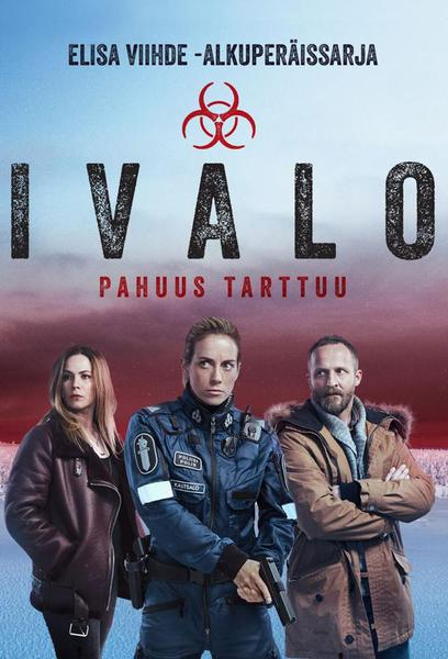 TV ratings for Arctic Circle in Argentina. Yle TV1 TV series