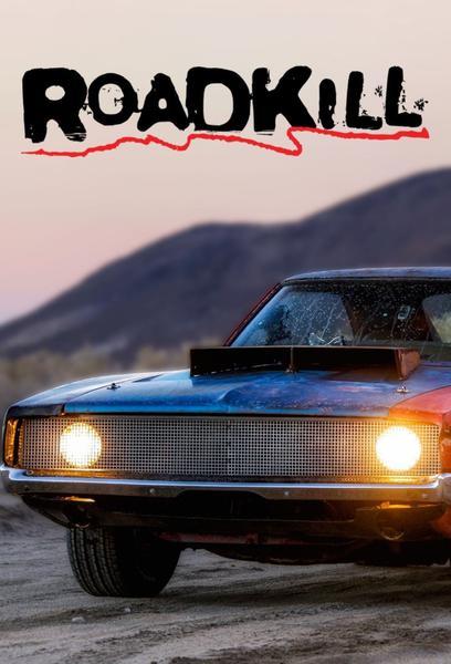 TV ratings for Roadkill in Sweden. YouTube TV series