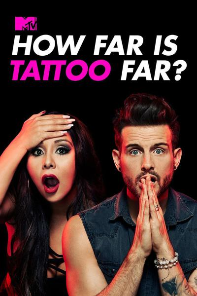 TV ratings for How Far Is Tattoo Far? in Sweden. MTV TV series