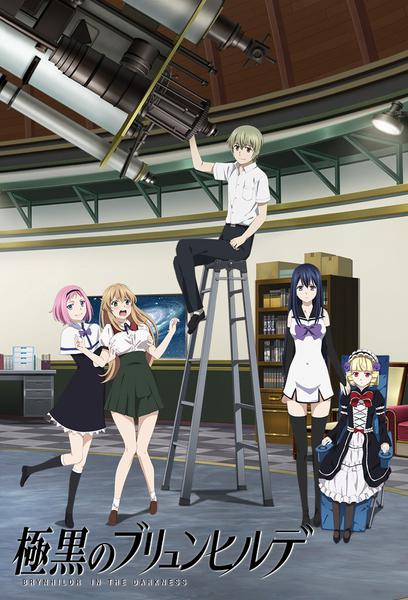 TV ratings for Gokukoku No Brynhildr (極黒のブリュンヒルデ) in the United States. Tokyo MX TV series