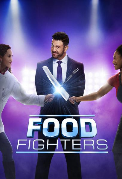 TV ratings for Food Fighters in Argentina. NBC TV series