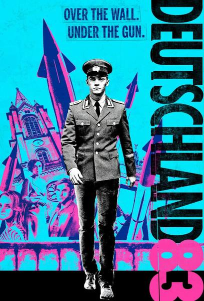 TV ratings for Deutschland 83 in Chile. RTL TV series
