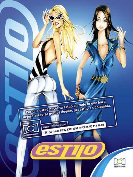 TV ratings for Estilo Rcn in Colombia. RCN Televisión TV series