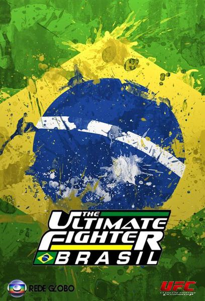 TV ratings for The Ultimate Fighter Brazil in the United Kingdom. Rede Globo TV series