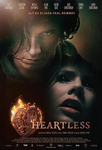 TV ratings for Heartless in Spain. Kanal 5 Danmark TV series