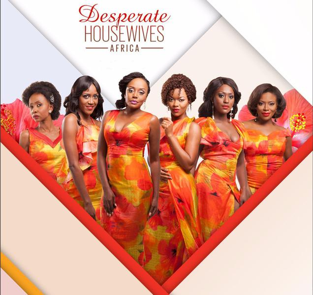 TV ratings for Desperate Housewives Africa in Denmark. EbonyLife TV TV series