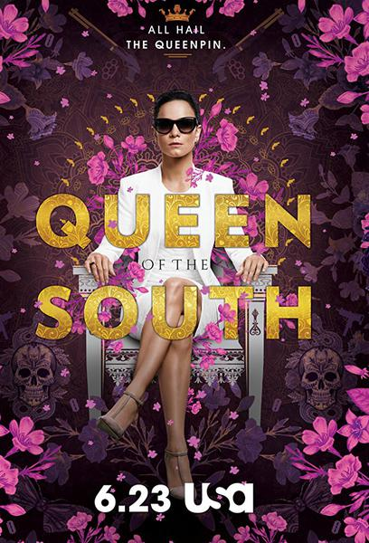 TV ratings for Queen Of The South in the United States. USA Network TV series