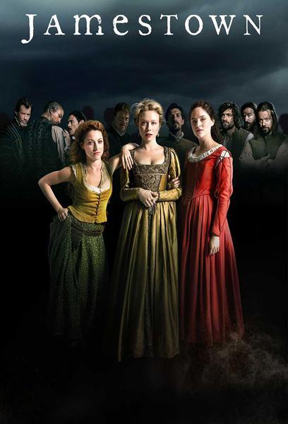 TV ratings for Jamestown in France. Sky 1 TV series