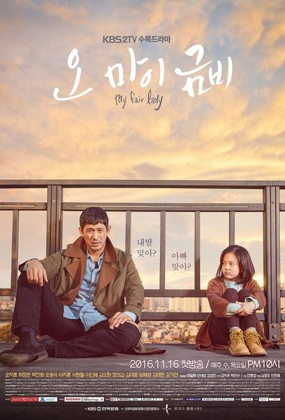 TV ratings for My Fair Lady in the United Kingdom. KBS2 TV series