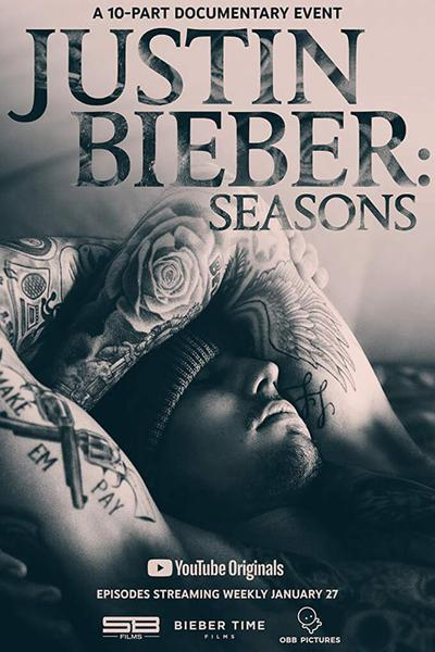 TV ratings for Justin Bieber: Seasons in South Africa. YouTube Originals TV series