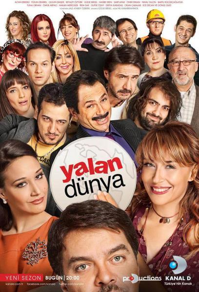 TV ratings for Yalan Dünya in New Zealand. Kanal D TV series