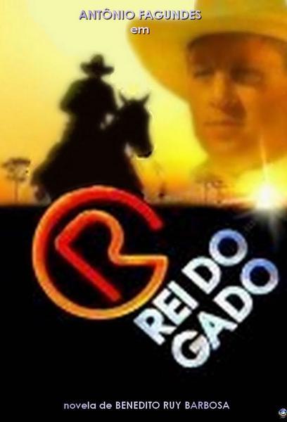 TV ratings for O Rei Do Gado in the United Kingdom. Rede Globo TV series