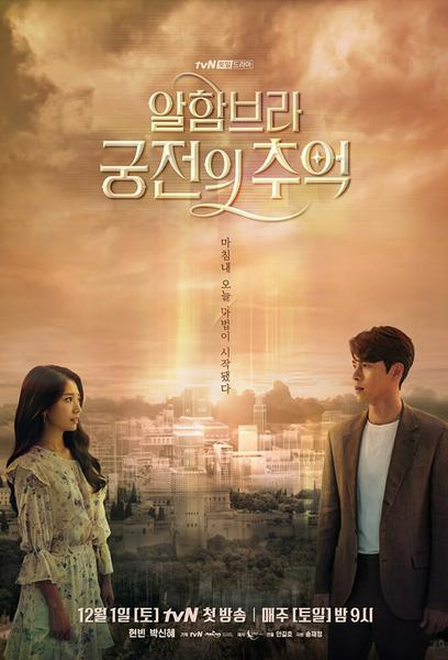 TV ratings for Memories of the Alhambra (함브라 궁전의 추억) in Mexico. tvN TV series