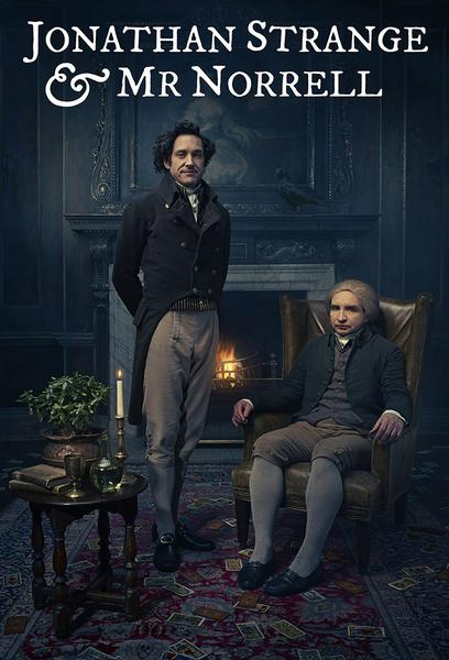 TV ratings for Jonathan Strange & Mr. Norrell in the United States. BBC One TV series