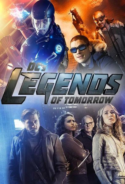 TV ratings for DC's Legends Of Tomorrow in Denmark. The CW TV series
