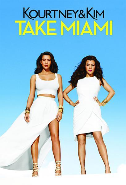TV ratings for Kourtney & Kim Take Miami in Germany. E! TV series