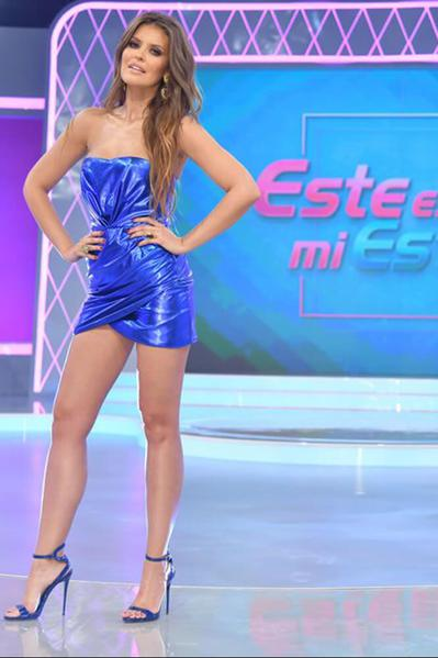TV ratings for Este Es Mi Estilo in Brazil. Azteca Uno TV series