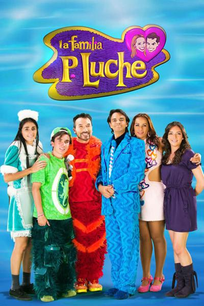 TV ratings for La Familia P. Luche in the United States. Las Estrellas TV series