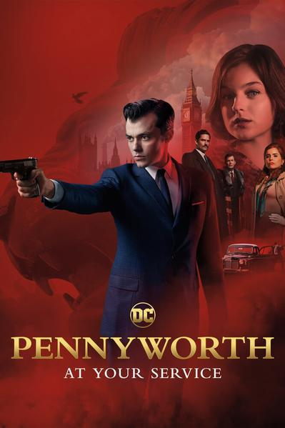 TV ratings for Pennyworth in Denmark. Epix TV series