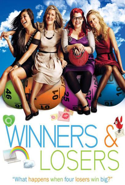 TV ratings for Winners & Losers in South Africa. Seven Network TV series