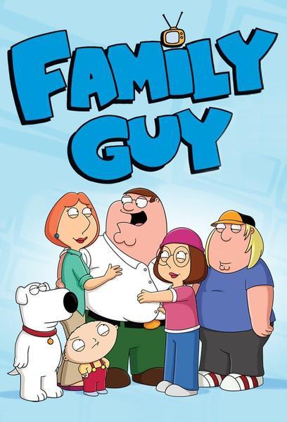 TV ratings for Family Guy in Denmark. Fox Network TV series