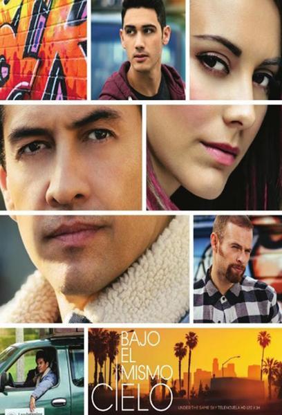 TV ratings for Bajo El Mismo Cielo in Mexico. Telemundo TV series